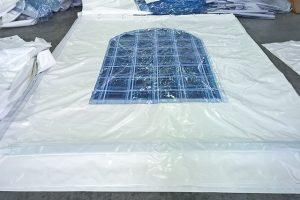 Teloni-stand-alluminio