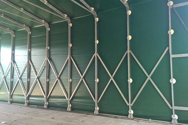 Coperture industriali: strutture mobili e fisse