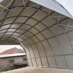 Tunnel agricolo da m 10.5 x 6